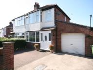 3 bed semi detached house in Hollybank Road, Halton...