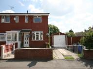 2 bedroom semi detached property for sale in Baker Road, Weston Point...