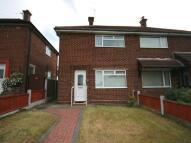 semi detached property in Morval Crescent, Runcorn...