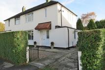 semi detached property in Deanswood Drive, Leeds...