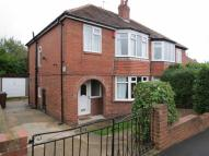 semi detached property for sale in Wynford Terrace, Leeds...