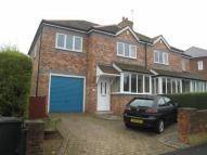 3 bed semi detached home in Golf Links Avenue...