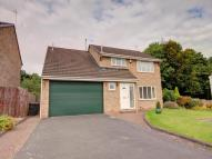 Detached home in Longdean Park...