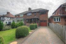 4 bedroom semi detached house in Park Road North...