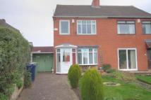 North Road semi detached house for sale