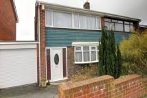 semi detached home for sale in St. Andrews Drive...