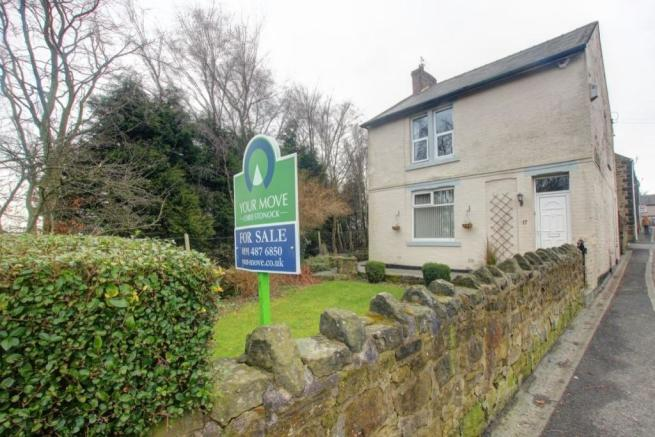 2 Bedroom Detached House For Sale In Stoney Lane Springwell