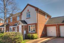 2 bed semi detached home in Castlewood Close...