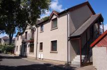 Flat in 28 Dovecot Lade, Peebles...