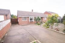Detached Bungalow for sale in Bondfield Close...
