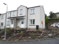 Terraced property in 31 Leebrae, Galashiels...