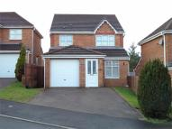 3 bedroom Detached home for sale in Harford Gardens, Sirhowy...