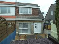 semi detached house for sale in Hereford Road, Beaufort...