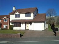 4 bedroom Detached house for sale in Arches Close, Dukestown...