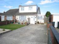 Semi-Detached Bungalow for sale in The Fairway, Mablethorpe...