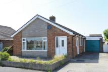 Lansdowne Close Detached Bungalow for sale