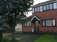 semi detached house in Hartswood Close, Denton...