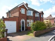 semi detached home in Cambridge Drive, Denton...