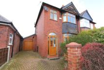 3 bed semi detached property in Town Lane, Denton...