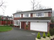 Detached house for sale in Cheriton Way, Wistaston...