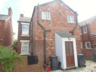 Flat in School Road, Winsford...