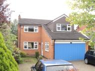Detached home in Chester Road, Winsford...