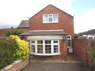 Detached house in Ways Green, Winsford, CW7