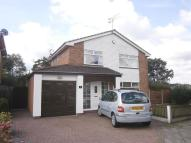 4 bed Detached house for sale in Conway Avenue, Winsford...