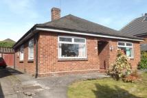 Detached Bungalow for sale in Dene Drive, Winsford, CW7
