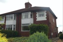 3 bed semi detached property in Station Road, Winsford...