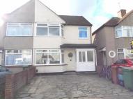 3 bedroom house in Burns Avenue, Sidcup...