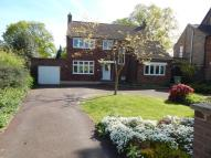 Detached home in Priestlands Park Road...