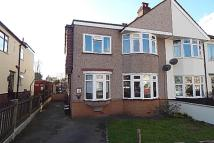 semi detached property for sale in Abbey Hill Road, Sidcup...