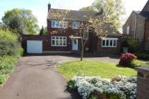 4 bedroom Detached property in Priestlands Park Road...