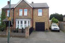 Detached home for sale in Church Avenue, Sidcup...