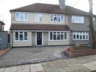 semi detached property for sale in Sydney Road, Sidcup, DA14