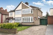 3 bedroom semi detached home for sale in Willersley Avenue...