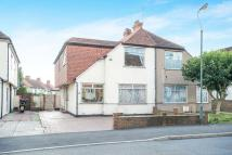 semi detached property for sale in Days Lane, Sidcup, DA15