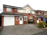 semi detached house in BARRINGTON WAY, BOWBURN...