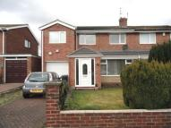 semi detached house in ALNWICK ROAD...