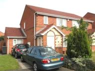 3 bed semi detached property in BRIDGEMERE DRIVE...