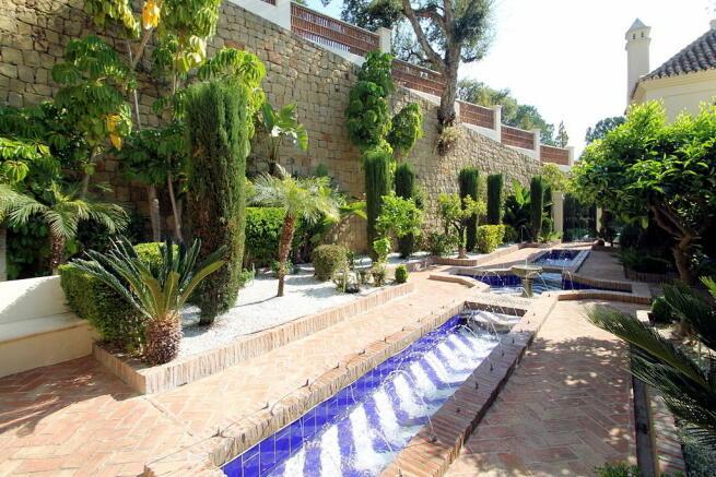 Fountains Alhambra