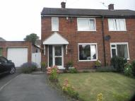semi detached home in Rye Close, Eaglescliffe...