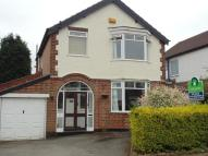 3 bedroom Detached property for sale in Temple Drive, Nuthall...