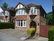 Detached house in Roland Avenue, Nuthall...
