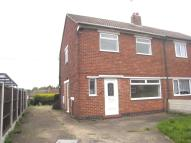 semi detached home in Clive Crescent...