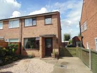 semi detached home for sale in Kimberley Road, Nuthall...