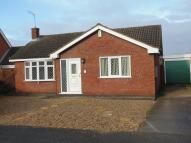 Millfield Road Detached Bungalow for sale