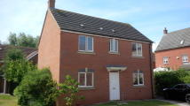 3 bed Detached property to rent in Syerston Way, Newark...