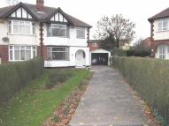 3 bedroom semi detached property for sale in Sandringham Crescent...